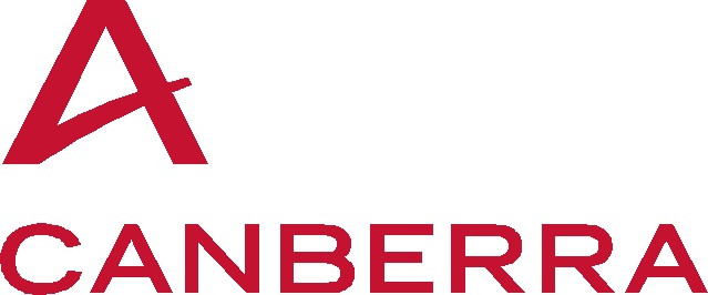 CANBERRA logo red1